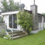 Manufactured Home Front Porches