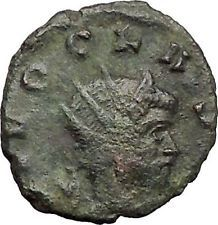 CLAUDIUS II Gothicus Ancient Roman Coin Eagle Deification issue i56192