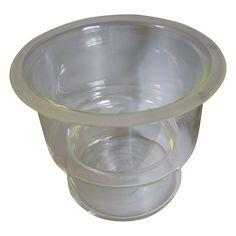 Large Piece of Scientific Glass, Dessicator