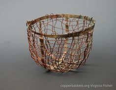 Copper Mixed Basket