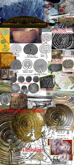 Labyrinthe - Oera Linda Book