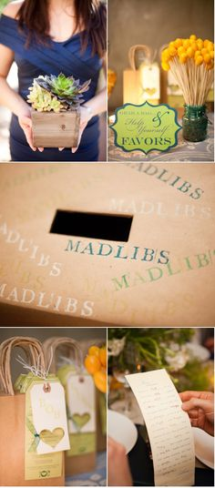 I love the Madlibs box and the smaller mad libs sheets!! Been looking for a great way to collect them!