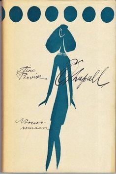 Vintage Estonian Book Cover 1969