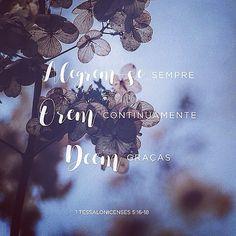 1 Tessalonicenses 5:16-18