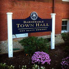 Barnstable Town Hall.
