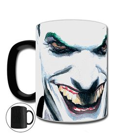 DC Comics Justice League Morphing Mugs™ Joker Heat-Sensitive Mug
