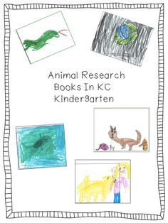 Animal Research Writing