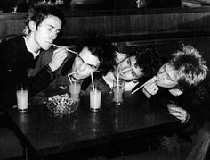 Sex Pistols signed for Universal...