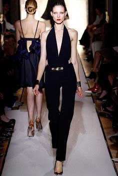 Saint Laurent Spring 2012 Ready-to-Wear Collection Slideshow on Style.com