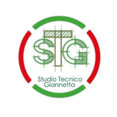 Progettazione logo Studio Geometri. STG #logo #design #grafica #graphic #illustrator #studio #creations #geometri