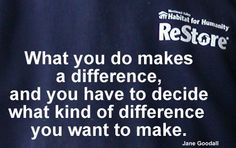 Volunteers make a difference.