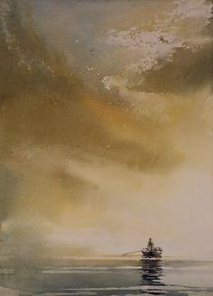 Golden Sky by Nita Engle
