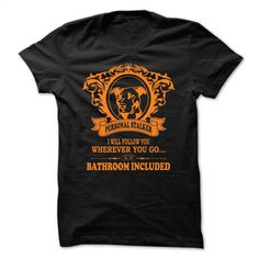 PIT BULL PERSONAL STALKER T Shirts, Hoodies, Sweatshirts - #zip up hoodie #yellow hoodie. CHECK PRICE => https://www.sunfrog.com/LifeStyle/PIT-BULL-PERSONAL-STALKER.html?id=60505