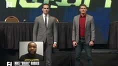 awesome Robin's Breakdown w/ Mike Rhodes - Rory MacDonald vs. Stephen Thompson at UFC Ottawa