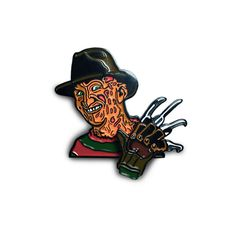Deadly Dream Crasher Enamel Pin