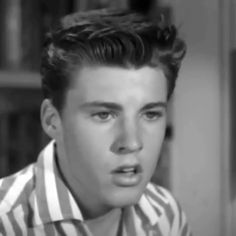 Old Hollywood Stars, Classic Hollywood, Elvis Presley, Ricky Nelson, Celebrities Then And Now, Cute White Boys, Actrices Hollywood, Old Video, Cinema