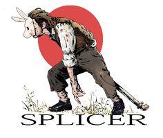 Splicer in Bioshock by gharly on DeviantArt