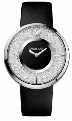 Swarovski Watch Cristalline Black 1135988 Visit www.luxxu.net#fashionbrands lux jewellery, #luxuryfashion.