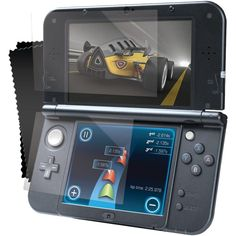 DREAMGEAR DG3DSXL-2265 Nintendo 3DS(TM) XL Screen Protector Pack
