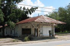 Old Gas Station Girard GA | Flickr - Photo Sharing!
