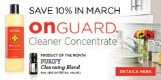 ON GUARD IS STRONG ENOUGH. http://www.mydoterra.com/oilmd/