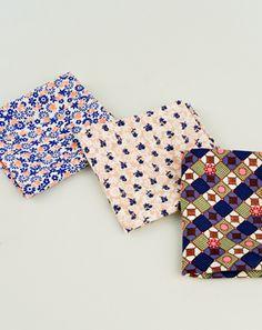 Pattern Scarf www.kidsgotstyle.co.kr
