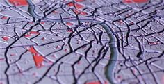 3ders.org - Dutch startup ElevatedMaps lets users create 3D printed maps of any…