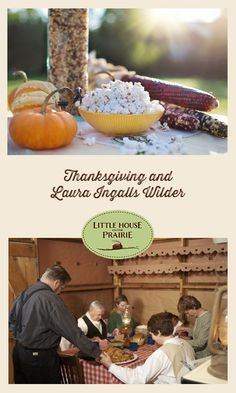 When you think of Thanksgiving, pioneer Laura Ingalls Wilder is probably not the first image that comes to mind, but maybe it should be. Thanksgiving Side Dishes, Thanksgiving Recipes, Thanksgiving History, Thanksgiving Leftovers, Laura Ingalls Wilder, Little House Living, Ingalls Family, Company Dinner, Fall Harvest