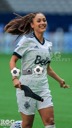 Image result for lindsey morgan SOCCER