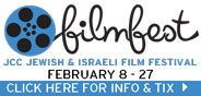 Tuesday, February 18 at at Kenwood Theatre Wednesday, February 26 at at Mayerson JCC Cincinnati, OH