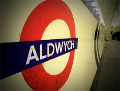 Tours of Aldwych Disused Underground Station  Dates: 5-29 June 2014 (25 quid for the tour)