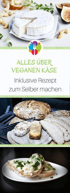 Käseersatz - Vegan Käse selber machen I Vegalife Rocks: www.vegaliferocks.de✨ I Fleischlos glücklich, fit & Gesund✨ I Follow me for more inspiration @vegaliferocks Healthy Diet Tips, Diet And Nutrition, Healthy Smoothies, Smoothie Recipes, Cheese Nutrition, Fish Recipes, Keto Recipes, Cake Vegan, Bon Dessert