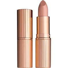 Charlotte Tilbury K.I.S.S.I.N.G lipstick (100 SAR) ❤ liked on Polyvore featuring beauty products, makeup, lip makeup, lipstick and moisturizing lipstick