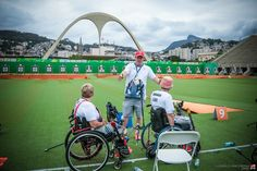 """Britain's Frith """"comfortable"""" in #Paralympic archery arena"""