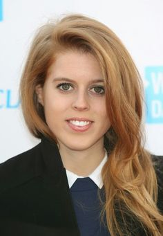 Princess Beatrice attends We Day UK at Wembley Arena on 05.03.2015 in London, England.