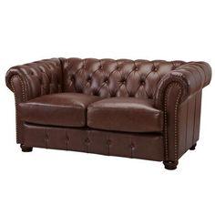Chesterfield sofa leder  Victorian Chesterfield Sofa Harry Chesterfield Sofas VON WILMOWSKY ...