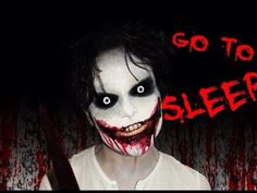 Pinkstylist does a Makeup tutorial on Jeff the Killer. I admire how great the detail is.