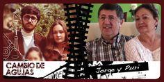 Cambio de agujas: Jorge Miguel Megías y Mª Purificación Roca