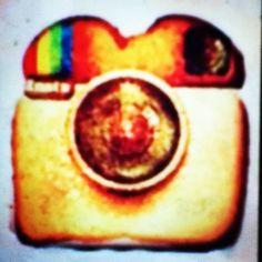 Instagram toast