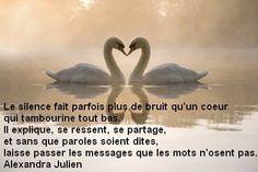 """La vie pour l'éternité... : LES ATTITUDES                               """"LE SILENCE ...""""   http://laviepourleternite.blogspot.fr/p/attitudes.html"""