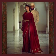 Everything You Need To SEE from Sabyasachi's Winter 2017 Couture & Jewellery Collection! Dress Indian Style, Indian Dresses, Indian Outfits, Indian Clothes, Sabyasachi Sarees, Indian Sarees, Lehenga, Saree Collection, Couture Collection
