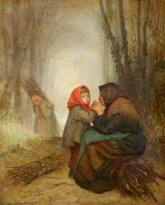 Frere, Pierre Edouard (b,1819)- Cold Hands