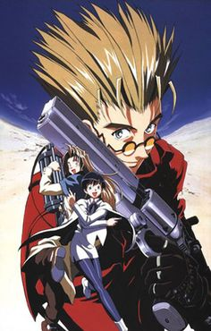 Trigun - Anime - AniDB