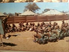 And some more training and orders Brothers In Arms, Defence Force, Fight Or Flight, My Land, African History, South Africa, War, Africans, Helicopters
