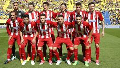 Las Palmas vs Atleti // 0-5