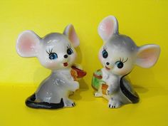 Kitsch Kitchen Mice