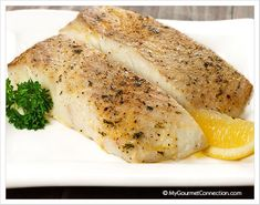 How to prepare our Butter-Basted Broiled Halibut Fillets (pictured above): Preheat the broiler Remove the skin from the halibut if necessary...