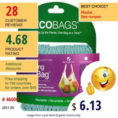 Ecobags #Ecobags #HomeAccessories #HealthyHomeGarden