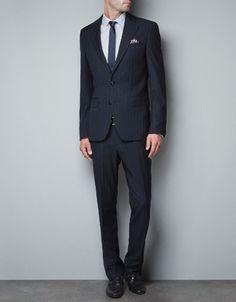 Herringbone Tailored Suit