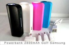 Simpan dan gunakan energi listrik untuk gadgetmu menggunakan PowerBank Golf Samsung 2800mAh Ini Hanya Dengan Rp. 55,000 - www.evoucher.co.id #Promo #Diskon #Jual  Klik > http://evoucher.co.id/deal/PowerBank-Golf-Samsung-2800mAh  PowerBank Golf Samsung 2800mAh ini cocok untuk Anda yang menginginkan gadget tetap aktif & terus standby. Compatible for all Blackberry, Samsung Galaxy dan gadget lain yang memiliki port micro USB.  pengiriman mulai 2014-05-20